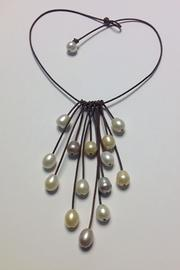 Lily Chartier Pearls Springtime Dangles - Product Mini Image