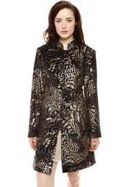 Shoptiques Product: Cut Velvet Coat