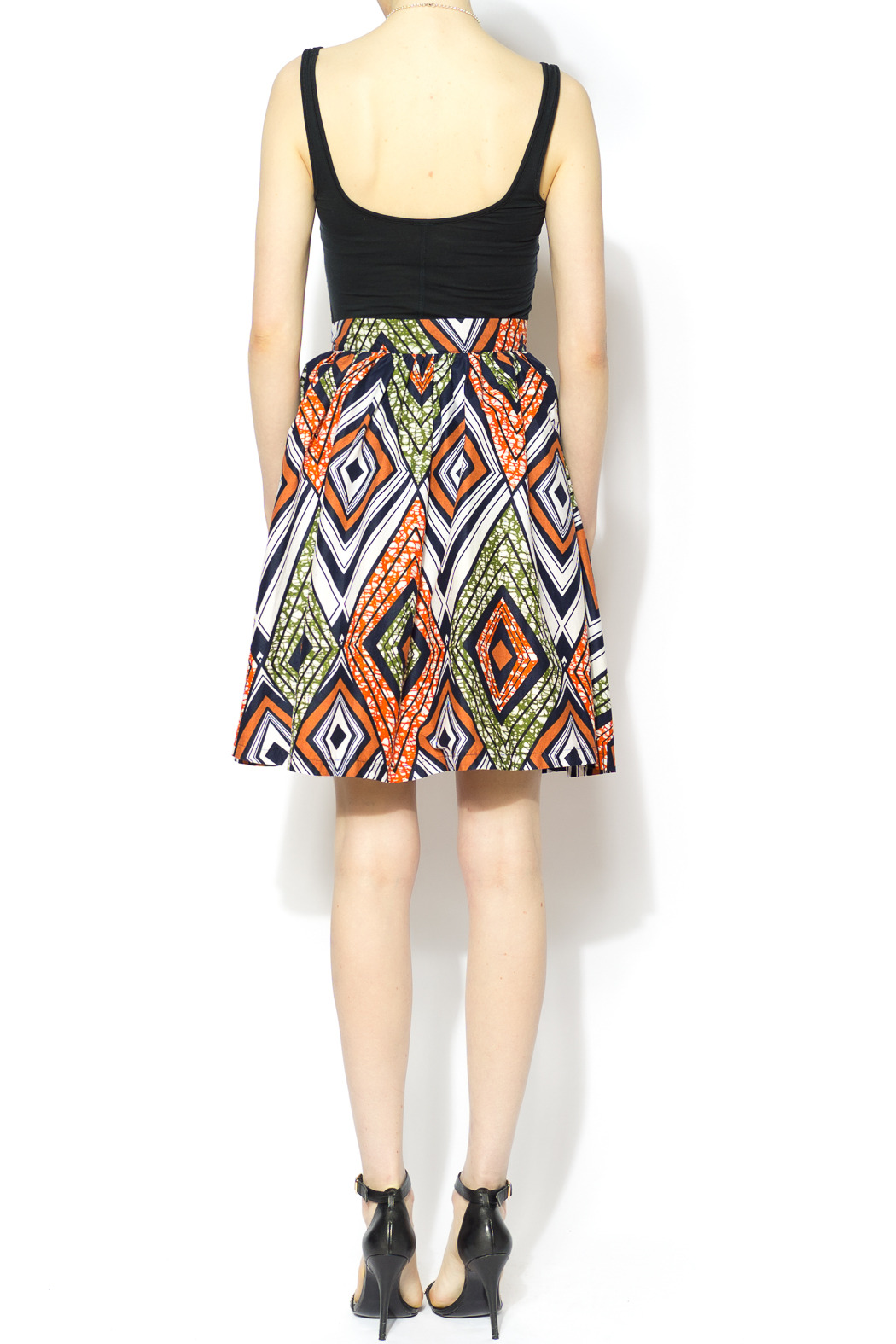 Royal Jelly Harlem Diamond Serafina Skirt - Side Cropped Image
