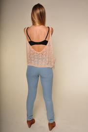 Shoptiques Product: Summer of Love Tank - Back cropped