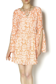 KLD Signature Bell Sleeve Dress - Product Mini Image