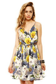 Shoptiques Product: Floral Spring Dress