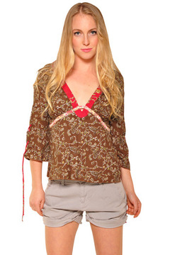 Eye Shadow 3/4 Brown Tunic - Product List Image