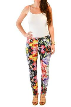 Ladakh Gypsy Floral Pants - Product List Image