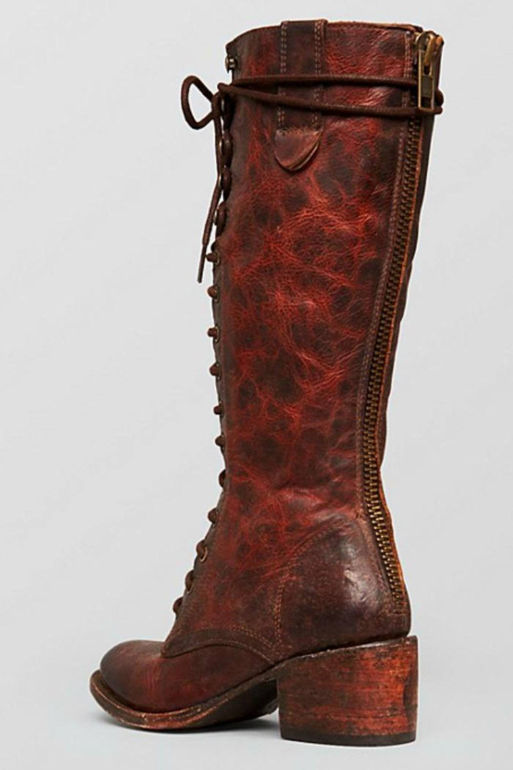 49ca46fdd7e Freebird Grany Combat Boot from New Jersey by The House — Shoptiques