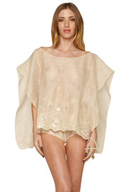 Shoptiques Product: 1920's Beaded Top