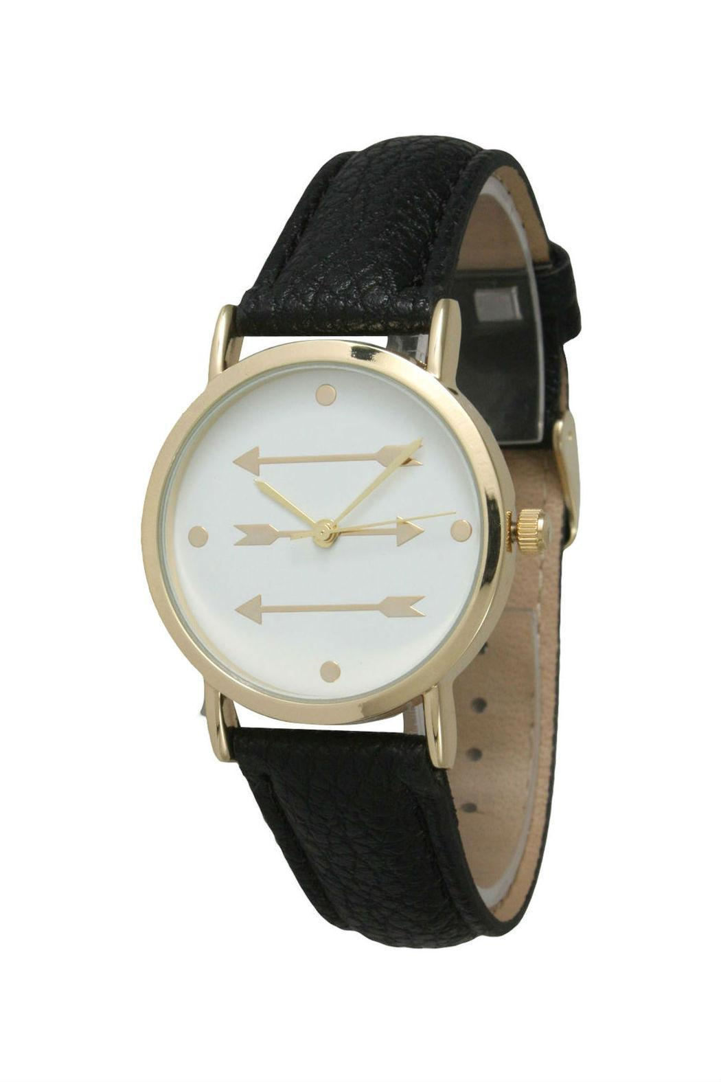 Olivia Pratt Pointing Arrows Watch - Front Cropped Image