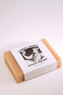 Milwaukee Beersoap  Soloman's Bayrum Soap - Alternate List Image