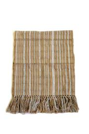 Diseño  Striped Patterned Scarves - Front cropped