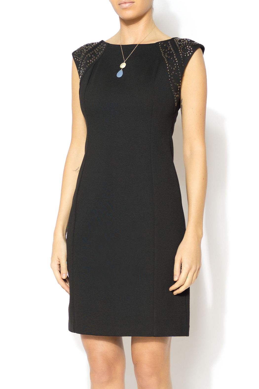 Max and Cleo Studded Dress from North Carolina by Peachy Keen ...
