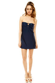 DANIELA CORTE Circle Cover Up - Front full body
