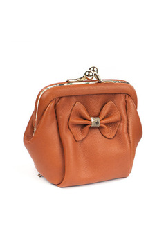yvane et telma Bow Purse - Product List Image