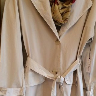 Shoptiques Steph Beige Trench Coat