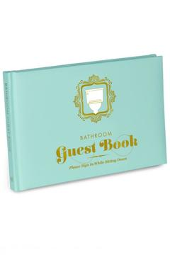 Knock Knock  Bathroom Guest Book - Product List Image