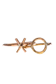 Kenda Kist Xo Stackable Rings - Front cropped