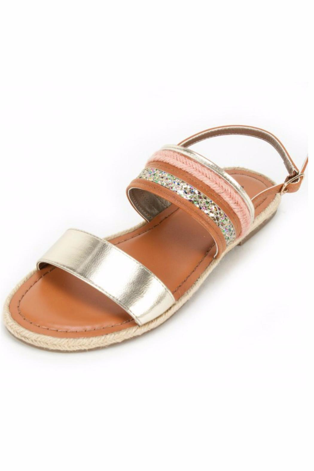 67a2b7bd778c4 7 Dials Rikki Embellished Sandal from Nashville by JeweLL Fashion ...