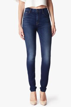 7 For all Mankind High-Waist Skinny Lake-Geneva - Product List Image