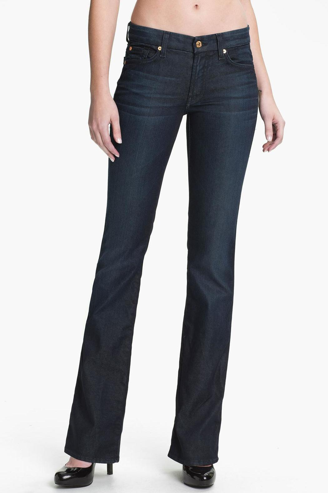 7 For all Mankind Kimmie Bootcut Night-Star - Main Image