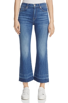 7 For all Mankind Ali Crop Flare - Product List Image