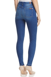 7 For all Mankind B(air) High-Rise Skinny - Front full body