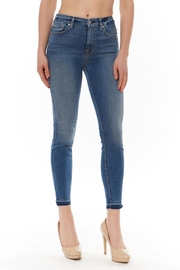 7 For all Mankind High Waist Jean - Front cropped