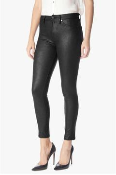 7 For all Mankind High Waisted Leather Skinny - Product List Image