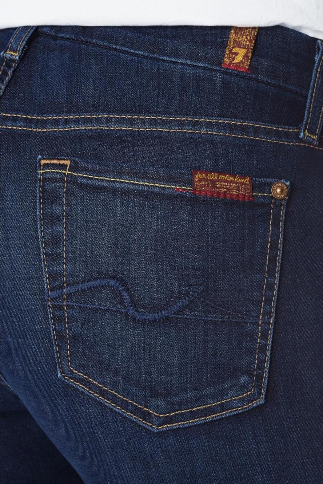 7 For all Mankind Kimmie Straight Duchess - Side Cropped Image