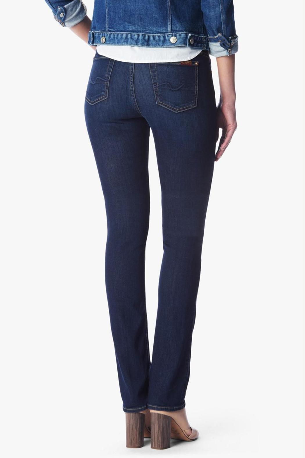 7 For all Mankind Kimmie Straight Duchess - Front Cropped Image
