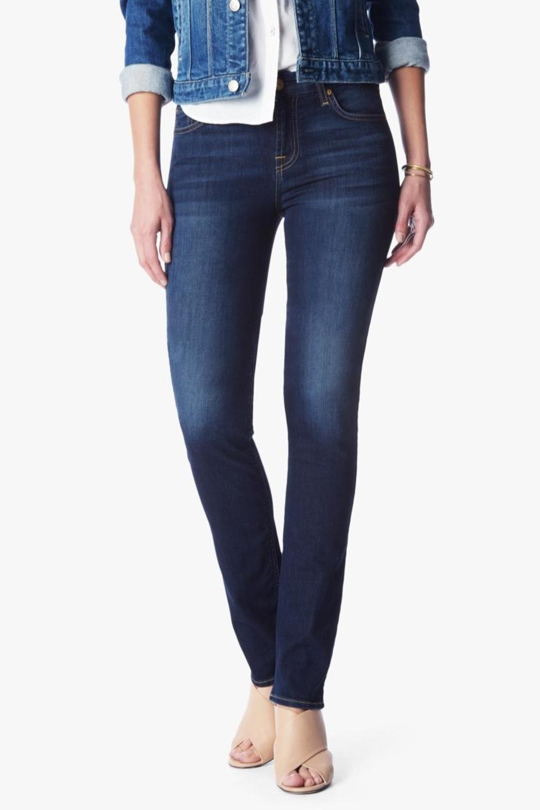 7 For all Mankind Kimmie Straight Duchess - Main Image