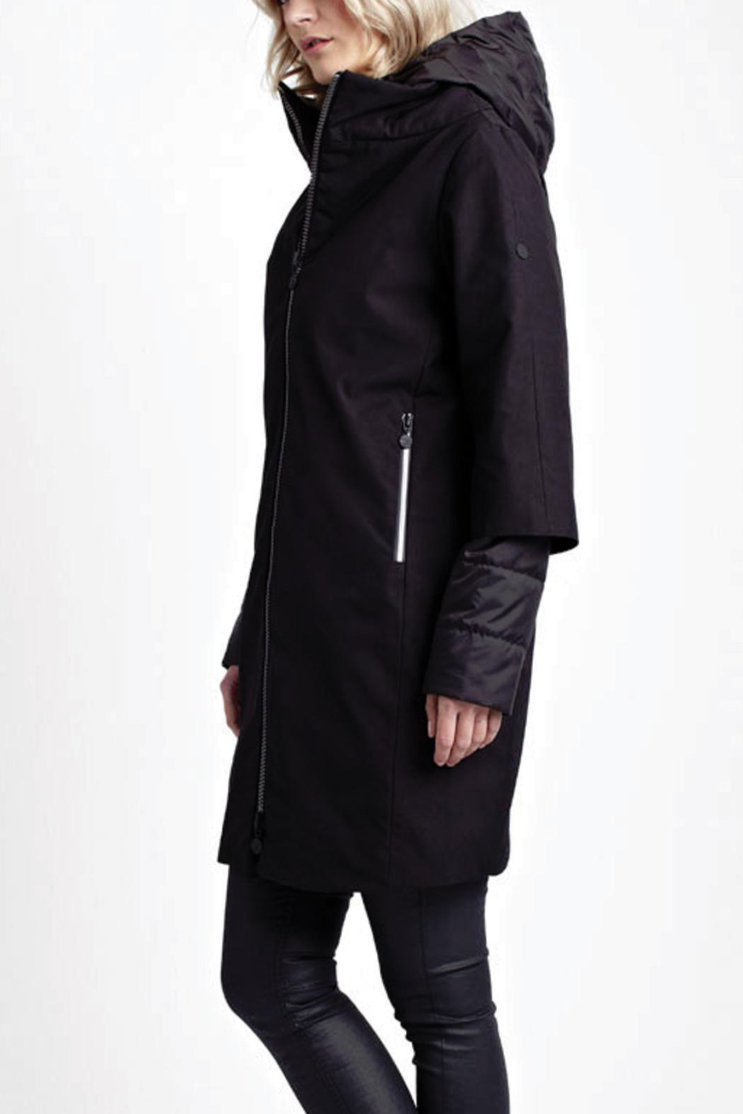 7 SEASONS 2 In 1 Parka from Aberdeen by ESCALE FRANCE — Shoptiques