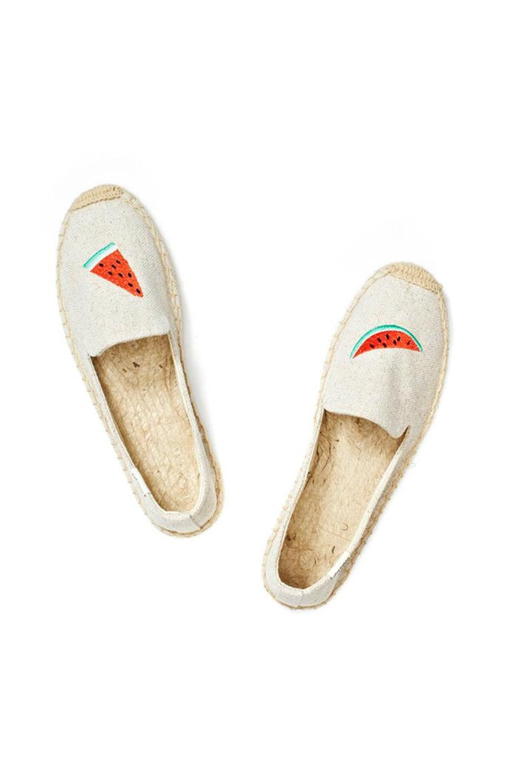 buy cheap pictures Soludos Watermelon Espadrilles outlet low shipping best store to get clearance browse xHQotIFW