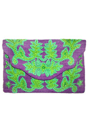 Shoptiques Product: Moyna Beaded Clutch