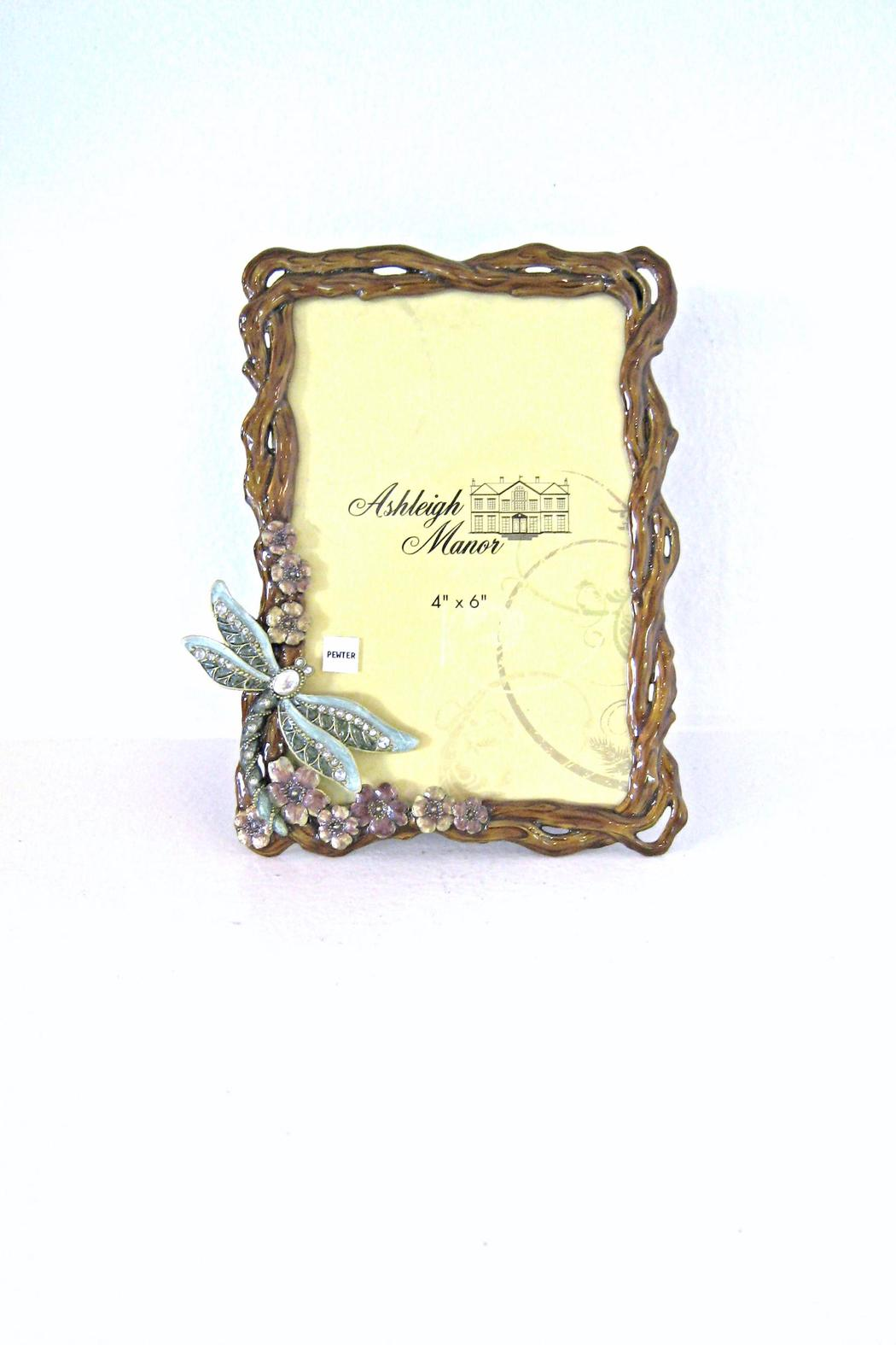 Ashleigh Manor Dragonfly Frame from New Jersey by Deseos — Shoptiques
