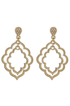 Fornash Francesca Earrings - Alternate List Image