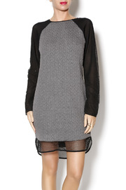 Greylin Jasper Textured Dress - Product Mini Image