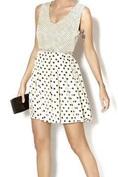 Byrds Hot Polkadot Dress - Product List Image