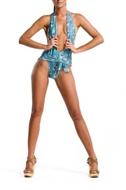 DANIELA CORTE Chrissy One Piece - Front cropped