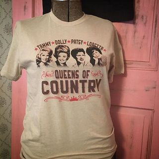 Shoptiques Queens of Country Tee