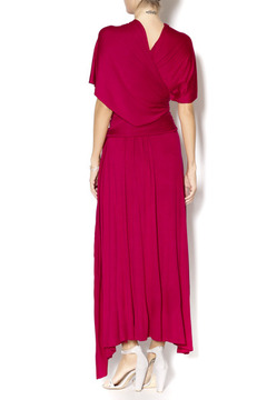 Va Va Voom Maxi Wrap Dress - Alternate List Image