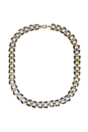 Shoptiques Product: Enamel Chain Necklace