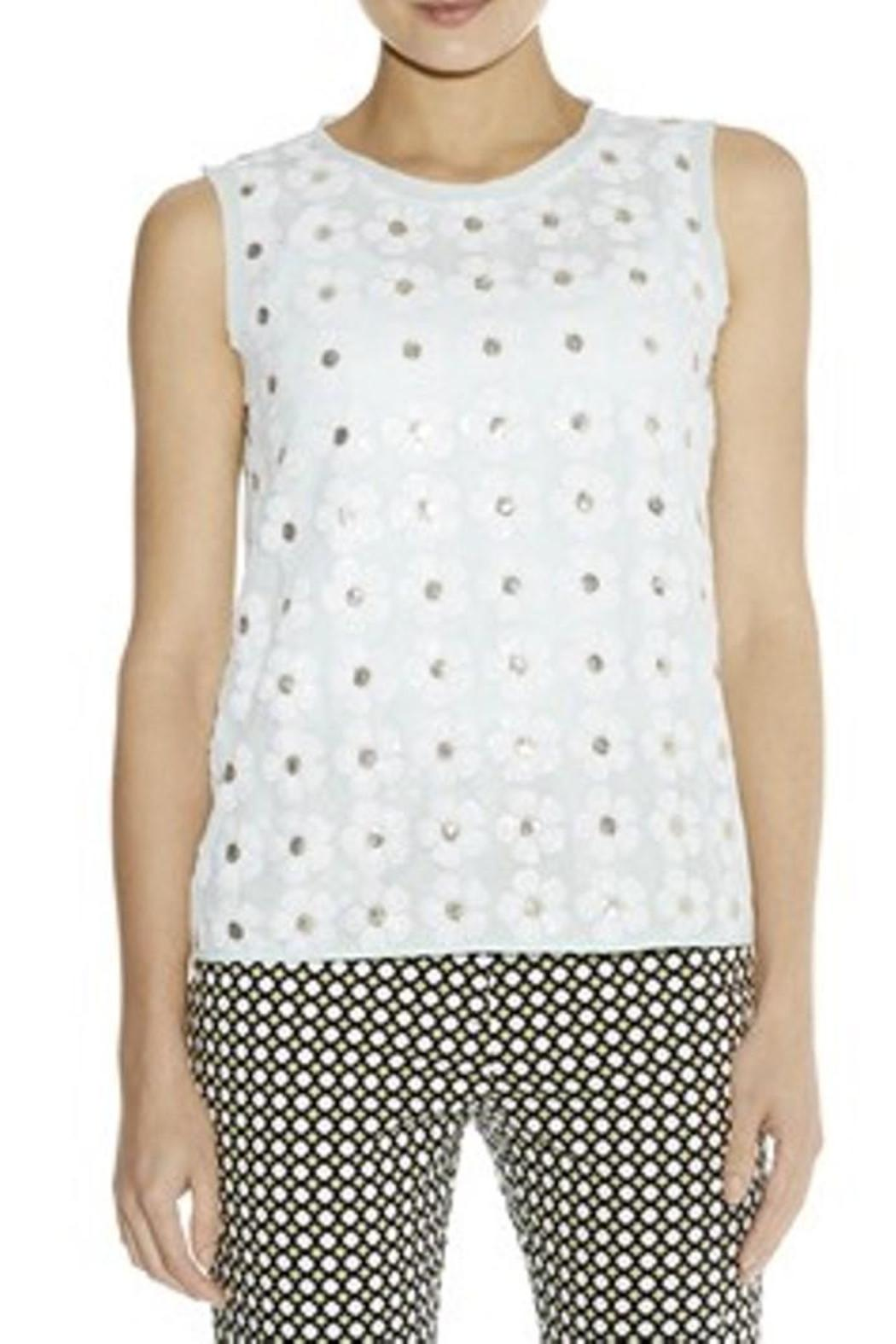 Darling Molly Sequin Top - Main Image