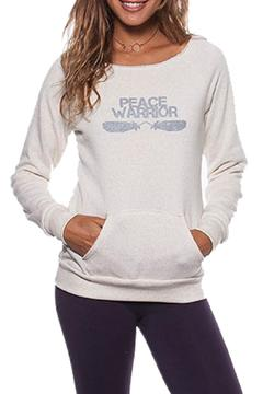 Shoptiques Product: Peace Warrior Pullover