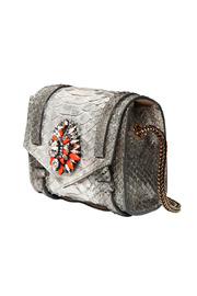 Shourouk Daktari Python Bag - Product Mini Image