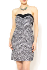 Shoptiques Product: Tweed Strapless Dress