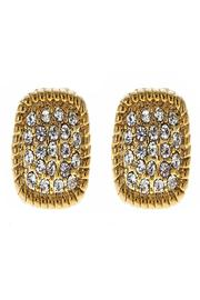 Fornash Kathryn Earrings - Front cropped