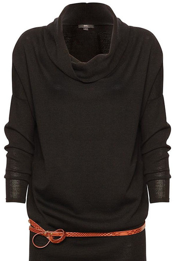 Shoptiques Product: 3-In-1 Sweater Dress - main