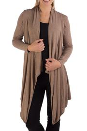 Yala Bamboo Sweater Wrap - Product Mini Image
