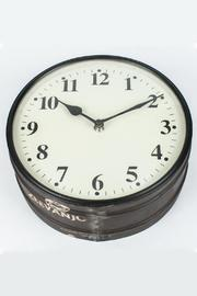birchalley Steel Drum Clock - Product Mini Image