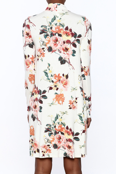 7th Ray Floral Choker Dress - Alternate List Image