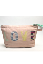 Wander 7x11 LOVE Pouch - Product Mini Image